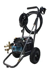 Campbell Hausfeld CP5211 Pressure Washer with 2,000 PSI (Commercial-Grade with 25-Foot Hose)
