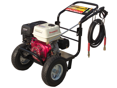 Tool Rental Pressure Washer