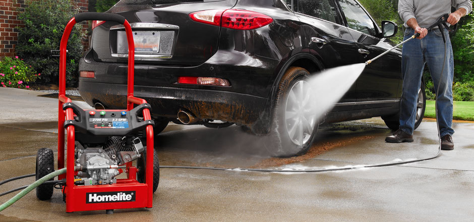 Tips To Choose the Right Pressure Washer