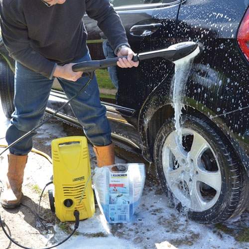 Best Electric Pressure Washer Detergent