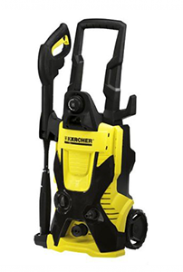 Karcher X-Series featuring the Industry's First Water Cooled Induction Motor 1800PSI Electric Pressure Washer with 25-Foot Hose, K 3.540
