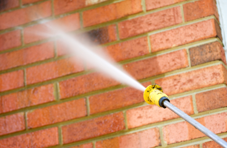 Clean a Brick Home or Brick Surface