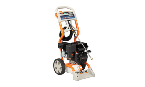 Generac 6022/5989 2,700 PSI 2.3 GPM 196cc OHV Gas Powered Pressure Washer