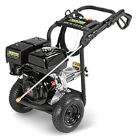 Karcher Pro Series 4000PSI Honda GX390 Gas-Powered Pressure Washer, G 4000 OH