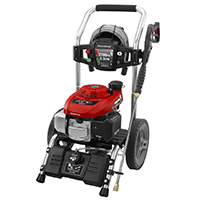 Powerstroke PS80979B 2700 PSI Gas Pressure Washer with Honda Engine