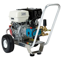 Pressure Pro E4040HC Heavy Duty Professional 4,000 PSI 4.0 GPM Honda Gas Powered Pressure Washer