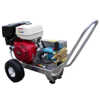 Pressure Pro EB4035HC Heavy Duty Professional 3,500 PSI 4.0 GPM Gas Powered Pressure Washer