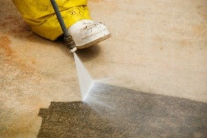 Tips for Removing Paint from Concrete