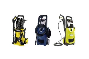 Top 5 Home Exterior Pressure Washers