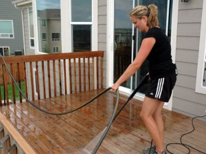 How to Strip and Refinish Your Deck