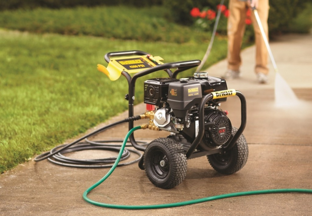Pressure Washers Do it Yourselfers